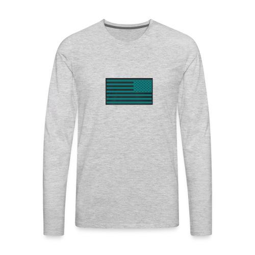 Screen Shot 2017 10 26 at 1 51 47 PM - Men's Premium Long Sleeve T-Shirt