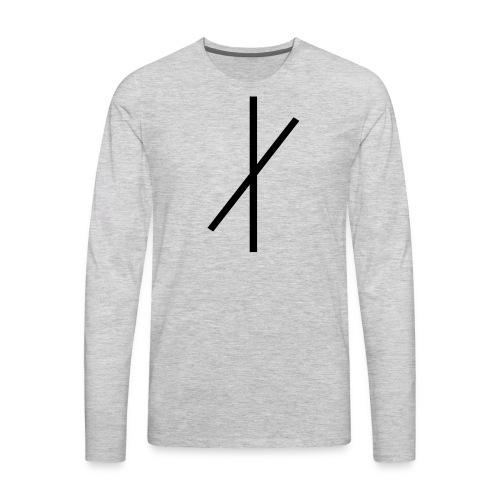 new hot - Men's Premium Long Sleeve T-Shirt