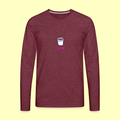 ICE - Men's Premium Long Sleeve T-Shirt