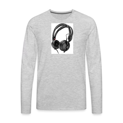 DJz UndergrounD SEHD25MKII - Men's Premium Long Sleeve T-Shirt
