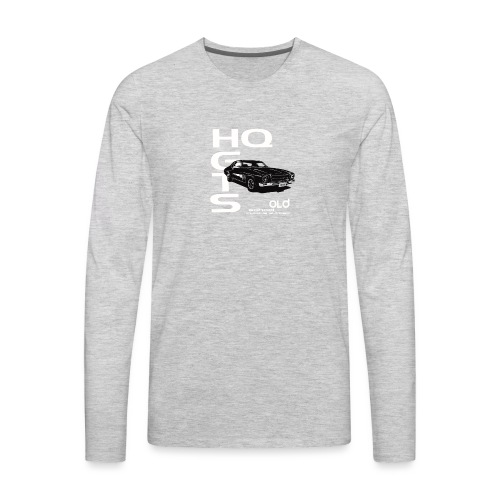 HQ TOWER - Men's Premium Long Sleeve T-Shirt