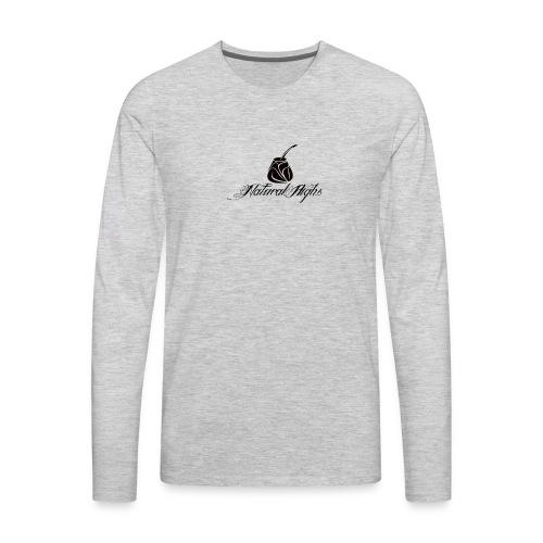 Natural Highs - Men's Premium Long Sleeve T-Shirt