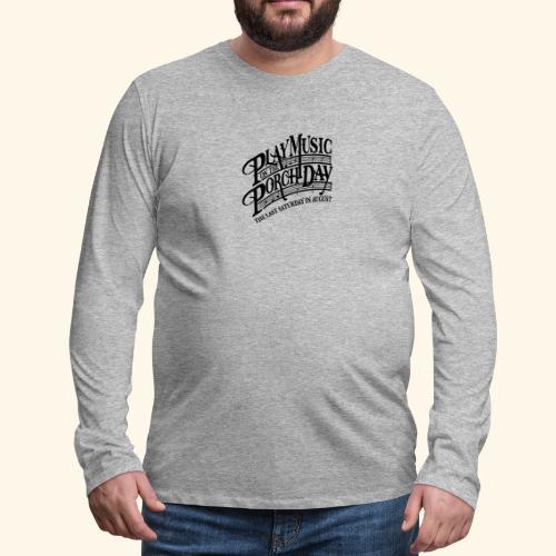 shirt3 FINAL - Men's Premium Long Sleeve T-Shirt