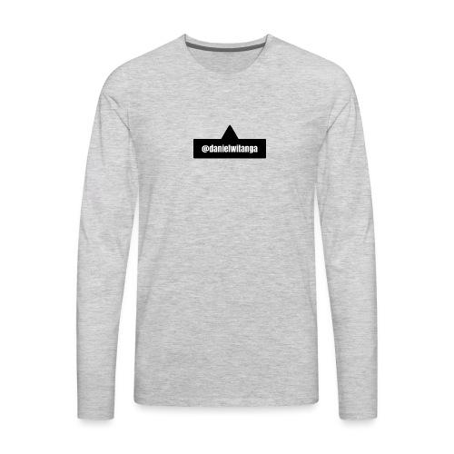 danielwitanga POP TAG - Men's Premium Long Sleeve T-Shirt