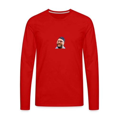 Nate Tv - Men's Premium Long Sleeve T-Shirt
