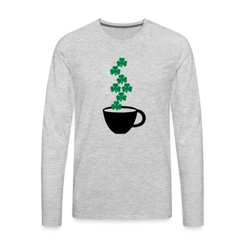 irishcoffee - Men's Premium Long Sleeve T-Shirt