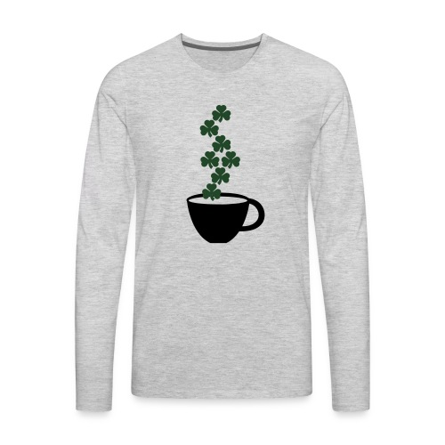 irishcoffee - Men's Premium Long Sleeve T-Shirt