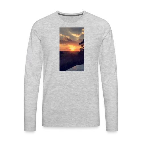 5C4284AC 5075 4092 890A 8BDC0E0E6A27 - Men's Premium Long Sleeve T-Shirt