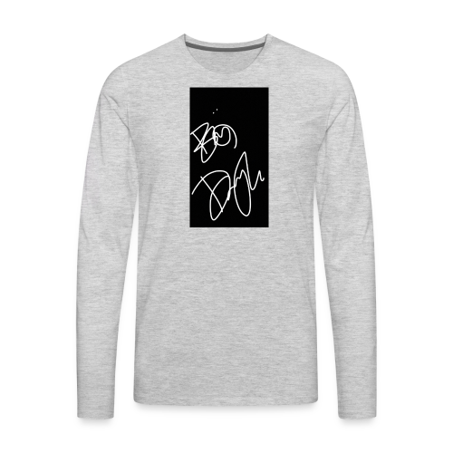 bridie Doyle - Men's Premium Long Sleeve T-Shirt