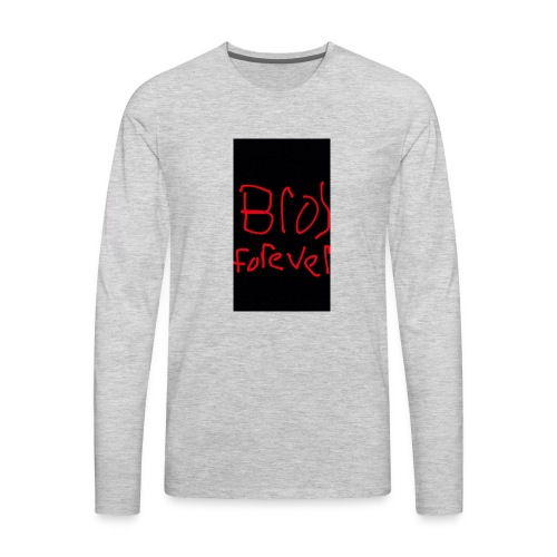 580B3FBD 5EBD 4E3C AA61 FB3B4BDDB1E3 - Men's Premium Long Sleeve T-Shirt