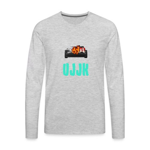 UJJK Merch - Men's Premium Long Sleeve T-Shirt