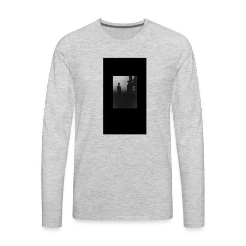 Zaturn Stranger Edition - Men's Premium Long Sleeve T-Shirt