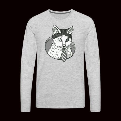 Pope Ortiz - Men's Premium Long Sleeve T-Shirt