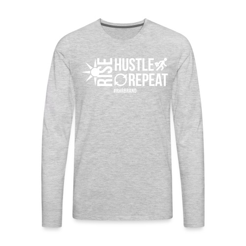 RHR Biz Dev Collection - Men's Premium Long Sleeve T-Shirt