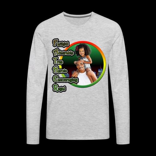 Father 2 - Men's Premium Long Sleeve T-Shirt