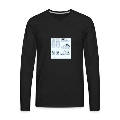 04EB9DA8 A61B 460B 8B95 9883E23C654F - Men's Premium Long Sleeve T-Shirt