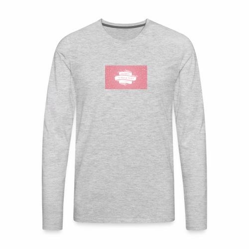 La Mama Vloger - Men's Premium Long Sleeve T-Shirt