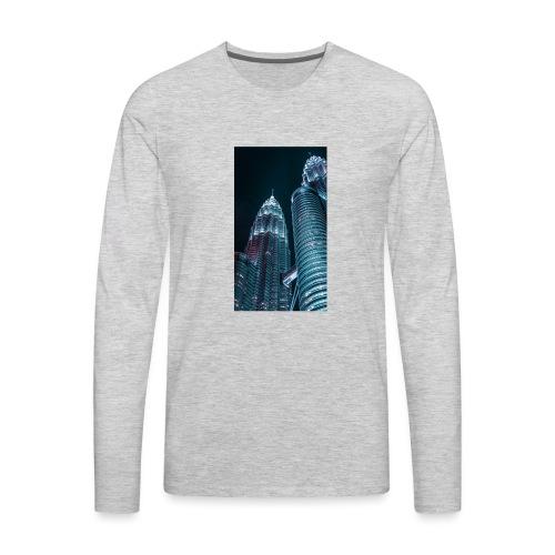 C0618608 28FC 4668 9646 D9AC4629B26C - Men's Premium Long Sleeve T-Shirt