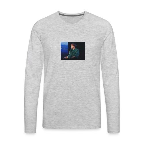 hoseok sweatshirt - Men's Premium Long Sleeve T-Shirt