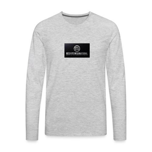 FR RECORDS INTERNATIONAL - Men's Premium Long Sleeve T-Shirt