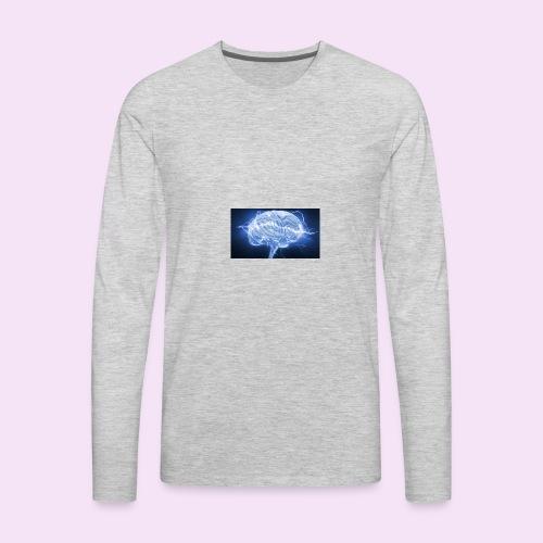 Shocking - Men's Premium Long Sleeve T-Shirt