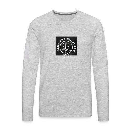 crop - Men's Premium Long Sleeve T-Shirt
