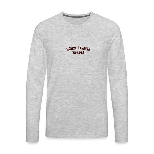 CREST - Men's Premium Long Sleeve T-Shirt