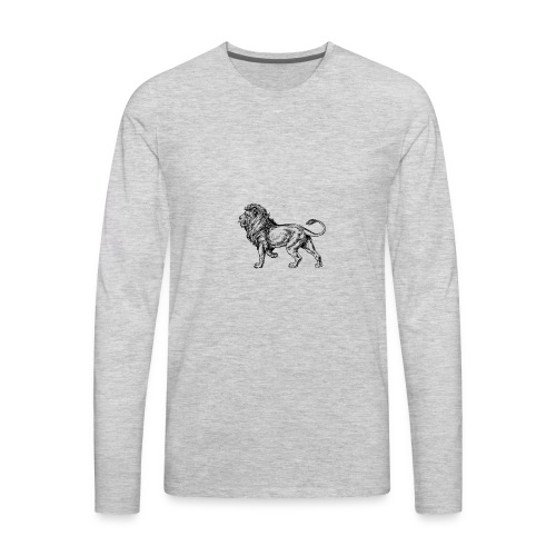 Help me help you - Men's Premium Long Sleeve T-Shirt
