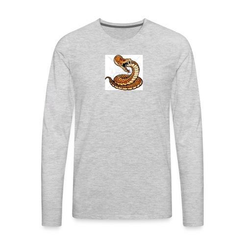 RATTLESNAKE SLASHER 2017 - Men's Premium Long Sleeve T-Shirt