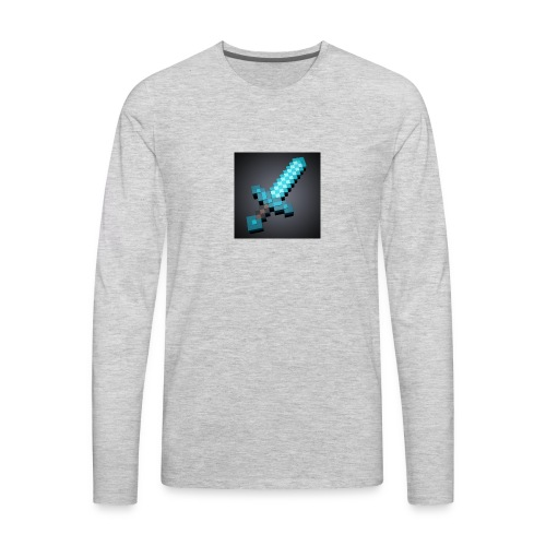 Sword - Men's Premium Long Sleeve T-Shirt