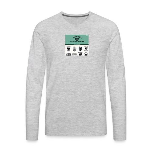 Screen Shot 2017 09 20 at 17 49 23 - Men's Premium Long Sleeve T-Shirt
