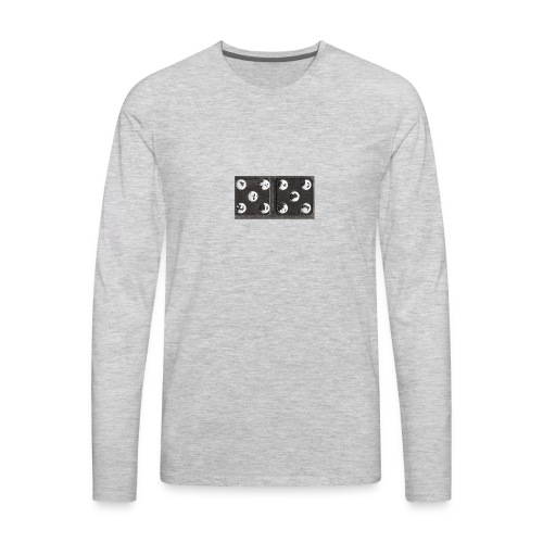 five - Men's Premium Long Sleeve T-Shirt