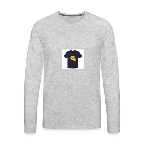 evil taco merch - Men's Premium Long Sleeve T-Shirt