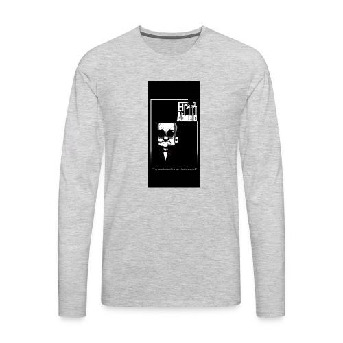 case5iphone5 - Men's Premium Long Sleeve T-Shirt