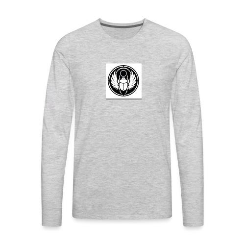 Scarab - Men's Premium Long Sleeve T-Shirt