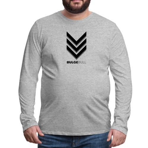bulgebull_badge - Men's Premium Long Sleeve T-Shirt