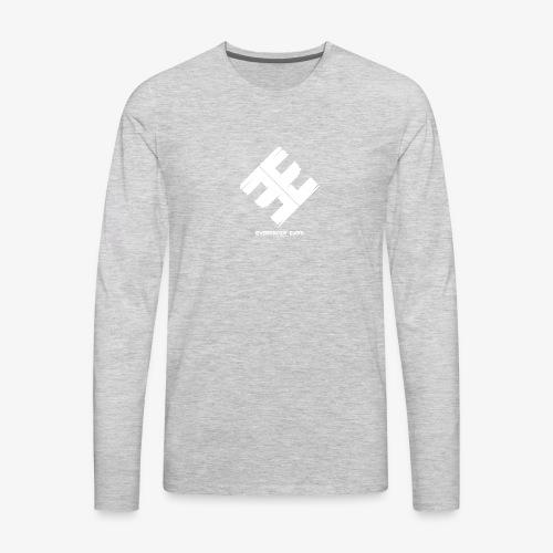 Everybody Eats Official Logo - Men's Premium Long Sleeve T-Shirt