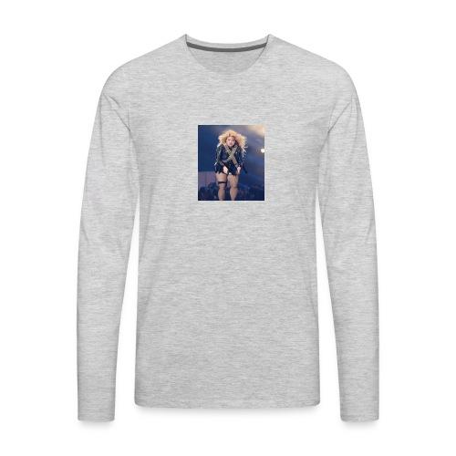 Watanabe Naomi - Men's Premium Long Sleeve T-Shirt