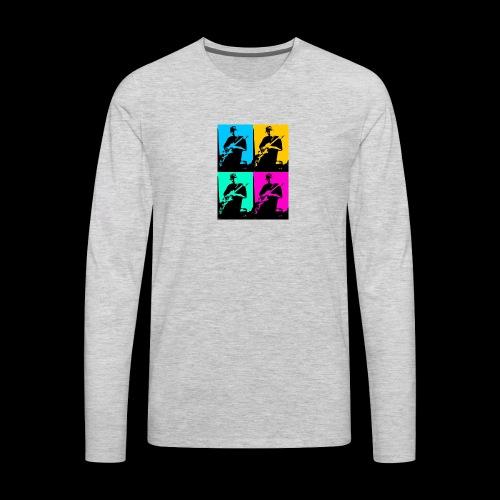 LGBT Support - Men's Premium Long Sleeve T-Shirt