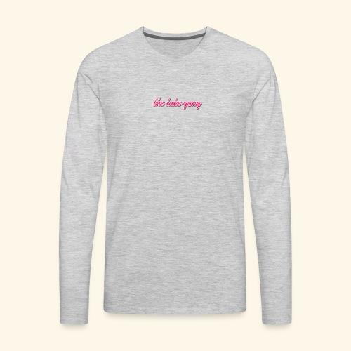 The luke gang - Men's Premium Long Sleeve T-Shirt