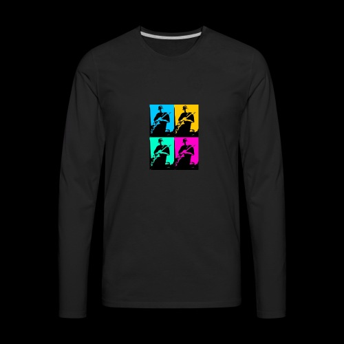 LGBT Support - Men's Premium Long Sleeve T-Shirt