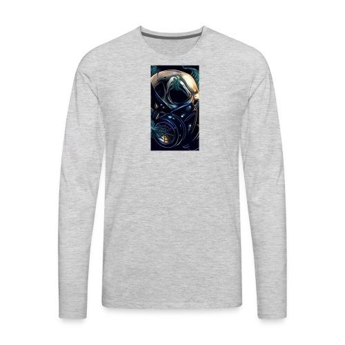 Leon1554 logo - Men's Premium Long Sleeve T-Shirt