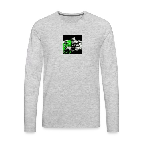 Pakistan's flag - Men's Premium Long Sleeve T-Shirt