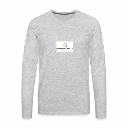 Brandspirit Africa - Men's Premium Long Sleeve T-Shirt