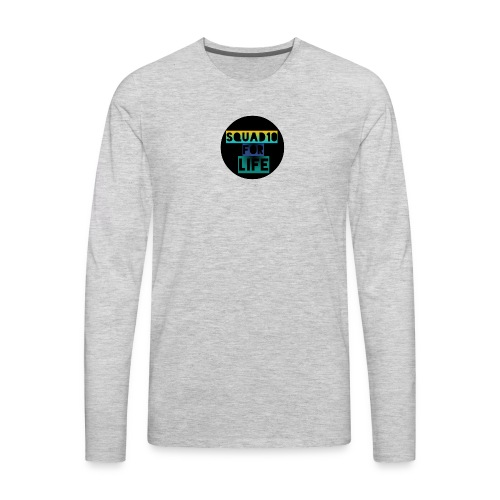 PJ Souffrant brand - Men's Premium Long Sleeve T-Shirt