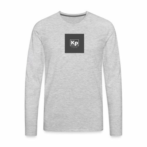 KP CLOTHES - Men's Premium Long Sleeve T-Shirt