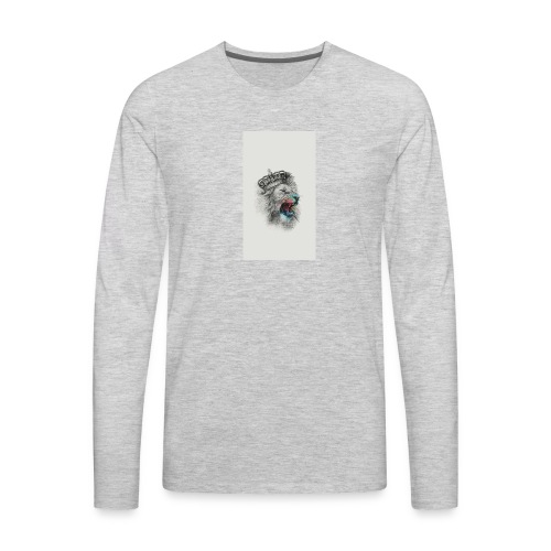 Ryan Leanos - Men's Premium Long Sleeve T-Shirt