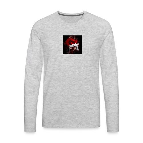 gk - Men's Premium Long Sleeve T-Shirt