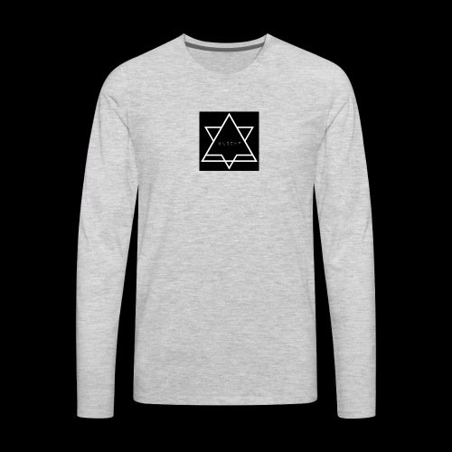 M N R C H Y - Men's Premium Long Sleeve T-Shirt