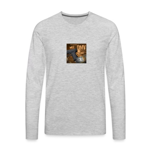 Trenches - Men's Premium Long Sleeve T-Shirt